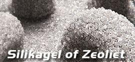 Adsorptie koelmachines van Supro worden geleverd met Silikagel of Zeoliet