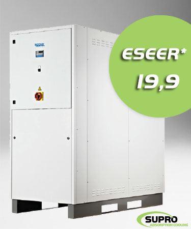Afbeelding voor categorie Hybride koelmachines